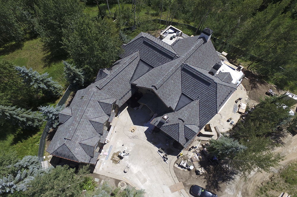 Roof Repair, Re Roofing and Snow Removail in Vail Colorado