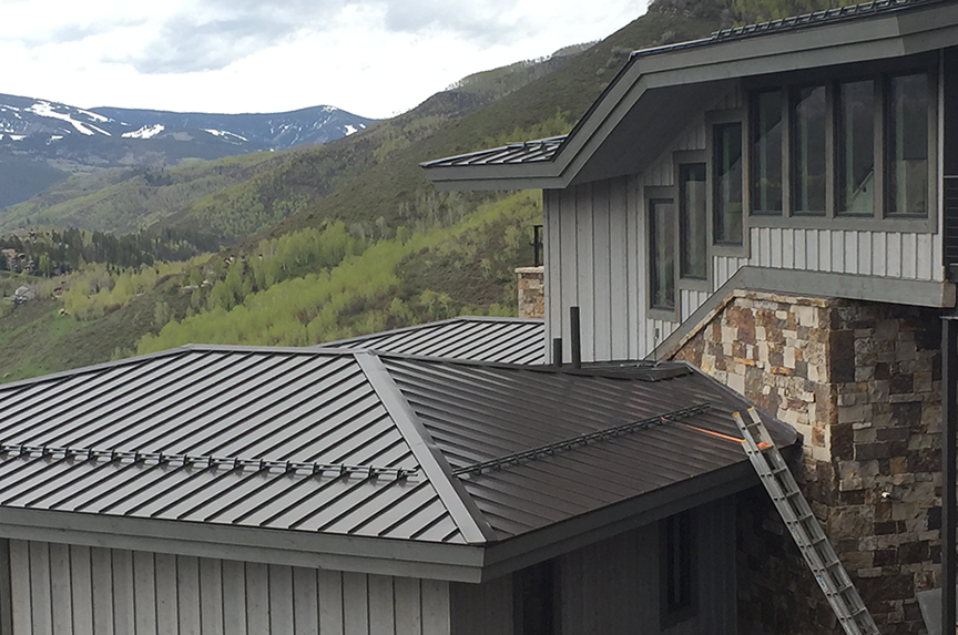 Commercial and Residential Roofing Vail Colorado